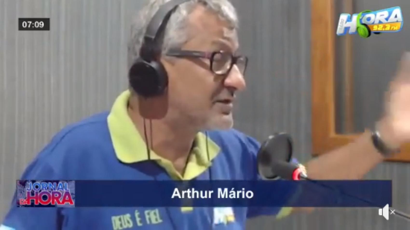Presidente da Acomasul e vice-presidente da Fenapc, Adão Castilho, falou nesta quarta-feira à Rádio Hora sobre a necessidade do retorno das atividades da construção civil após a quarentena de 15 dias.
